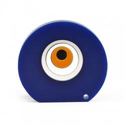 Plexi Acrylic Deco Round Eye 59x54mm