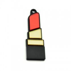 Plexi Acrylic Pendant Lipstick 16x46mm