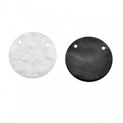 Plexi Acrylic Pendant Round 30mm
