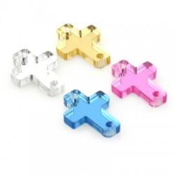 Plexi Acrylic Connector Cross 15x21mm