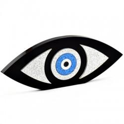 Talisman œil porte-bonheur en Plexiacrylique 200x80mm