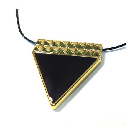 Ακρυλικό Στοιχείο Τρίγωνο με Σμάλτο 39x40mm