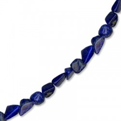 Lapis Irregular Small Beads(40cm length-approx.52 pcs/str)