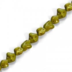 Ημιπολύτιμη Πέτρα Χαολίτης Στρογγυλή Μεσαίο Μέγεθος 15mm