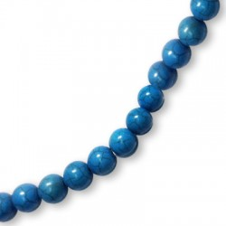 Howlite Ball 10mm(40cm length-approx.39pcs/str)