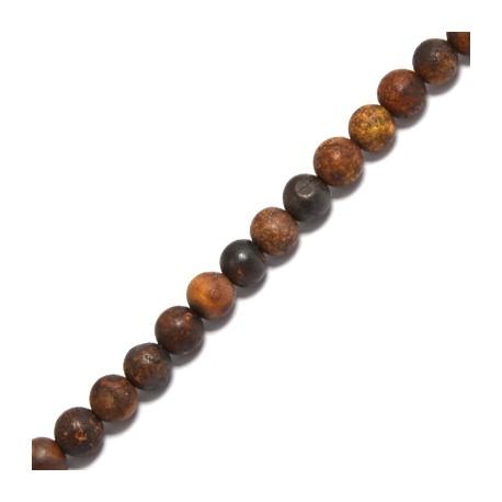 Agate Bead ~6mm (~64pcs/string)