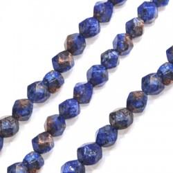Mountain Jade Bead Diamond Cut 8mm (~47pcs/string)