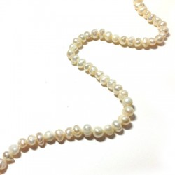 Fresh water pearl ball irregular 5mm