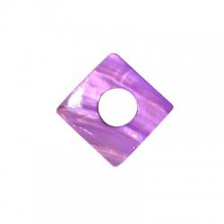Shell Pendant Square 45x45mm