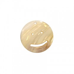Shell Round Face 50mm
