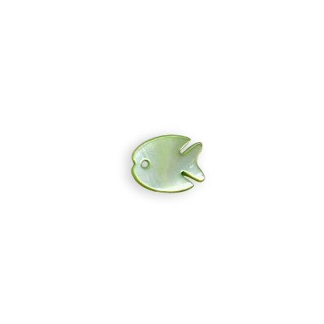 Shell Fish 14x17mm
