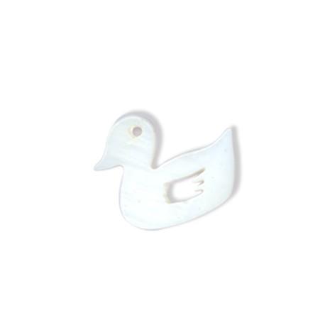 Shell Duck 18x23mm