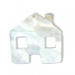 Shell House 46x48mm