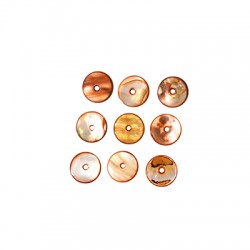 Shell Button 12mm 1hole