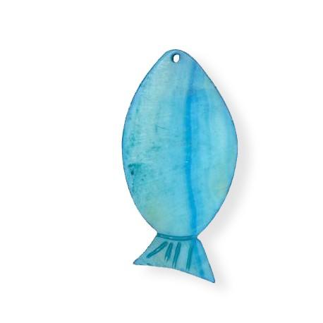 Shell Fish 56x30mm