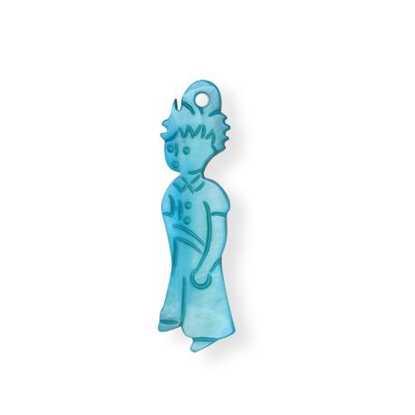Κοχύλι Μοτίφ Μικρός Πρίγκηπας 51x15mm