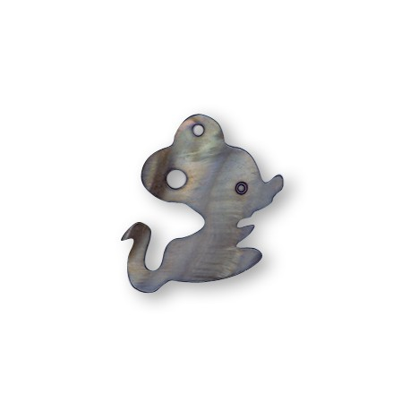 Shell Mouse 31x30 / 2,5mm