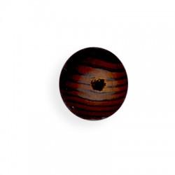 Striped wooden ball 28mm