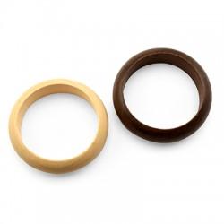 Bracelet en Bois 66x81mm/26mm