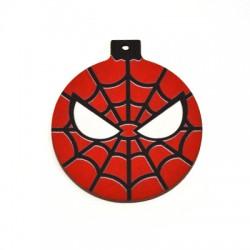 Ξύλινο Μοτίφ Μπάλα Αράχνη 59mm