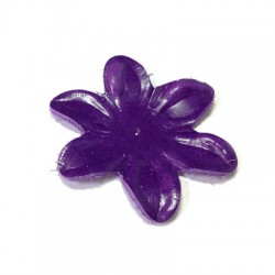 Leather Flower 55mm
