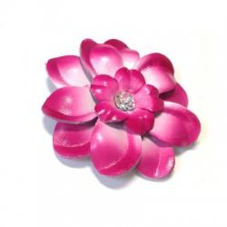 Δερμάτινο Στοιχείο Λουλούδι 65mm
