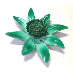 Leather Flower 70mm (7 Leaves)