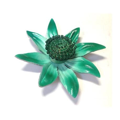 Δερμάτινο Στοιχείο Λουλούδι 70mm