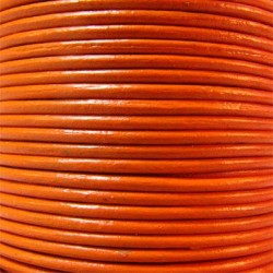 Leather Round Cord  1mm