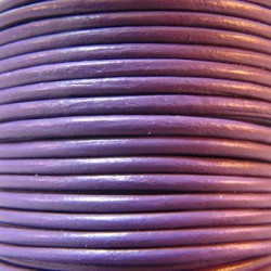 Leather Round Cord 1.5mm