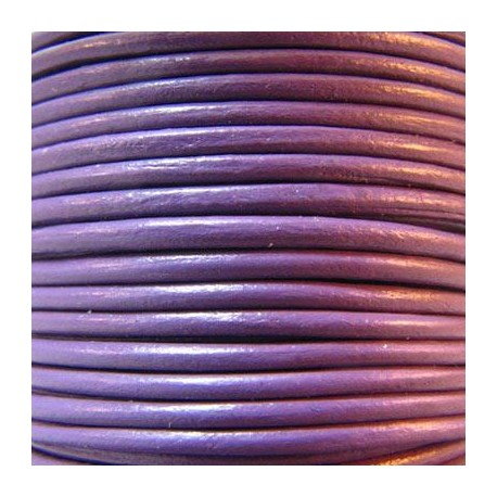 Leather Cord Round 1.5mm