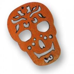 Leather Skull 55mm
