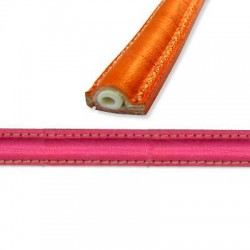 Leather Cord Doulbe Layer Stitched 10mm