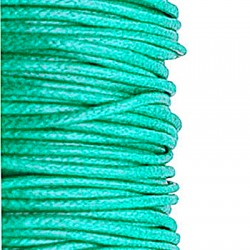Cotton Waxed Cord 3mm (~50mtrs/spool)