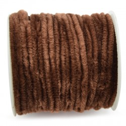 PL Velvet Cord 8mm (Spool of approx. 25mtrs)