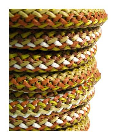 Cordon Polyester Rond Cousu 5mm