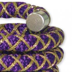 Κορδόνι Ορειβατικό Στρογγυλό Ημίσκληρο 10mm