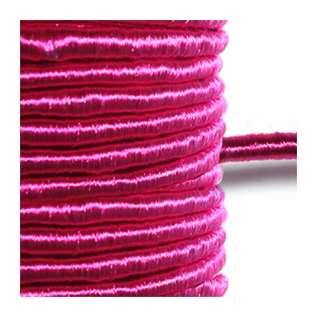 Cordon Polyester 4mm (~10mtrs / bobine)