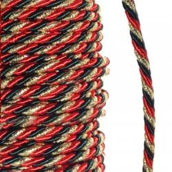 Cordino in Poliestere Ritorto 4mm (10 mtr/bobina )