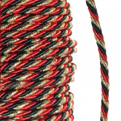 Polyesteric Cord Twisted 4mm (10 mtr/Spool )