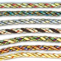 Cordino in Poliestere Ritorto 5mm (10 mtr/bobina )