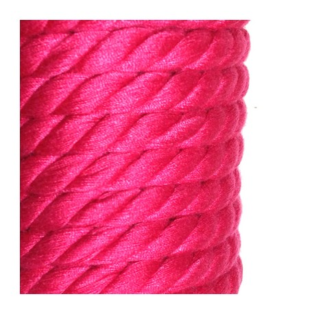 Cotton Cord Twisted 5mm (5 mtr/Spool )