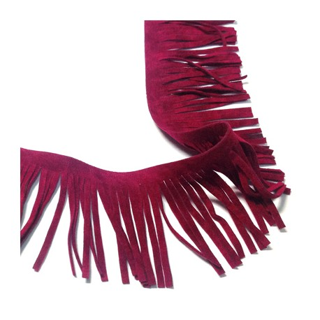 Velvet Fringes 50mm (3mtrs/pack)