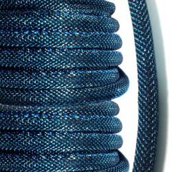 Cordino in Poliestere con Glitter 7mm (3 mtr/bobina)