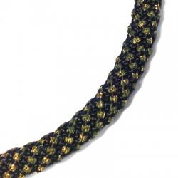 Cordone Rotondo a Maglia 11mm