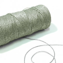 Cord Metallic Ciré 0.7mm