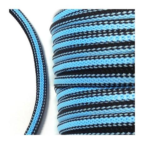 Cordino in Poliestere Rotondo Intrecciato 7mm (5mtr/bobina)