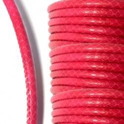 Cordino Sintetico Pitonato Rotondo 5mm (5 mtr/bobina)