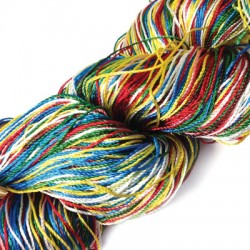 Cord Artificial Silk for Knitting (~100grams/pack)