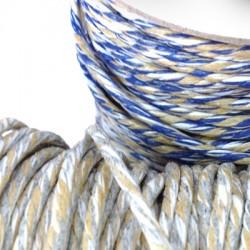 Cordon Tordu en Cotton 2,5mm (~50mtrs / bobine)